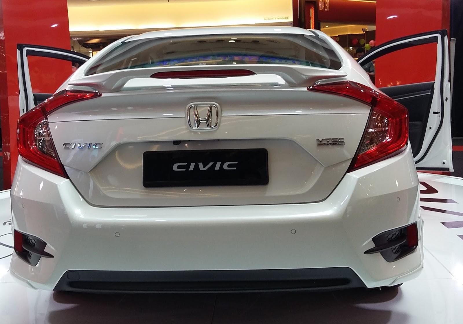 The layman auto all new honda civic the altis killer for Different honda civic models