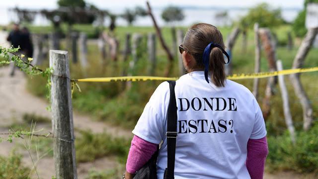 El Gobierno de México anuncia un plan para la búsqueda de 40.000 desaparecidos