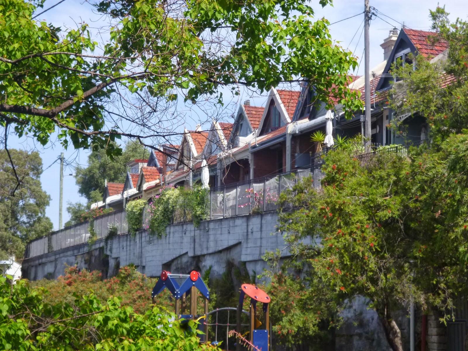 Glebe Houses