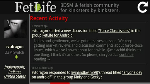 Fetlife apk Android App