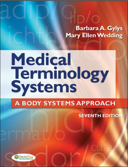 Medical Terminology Systems- A Body Systems Approach 7th Edition [PDF+Audio]
