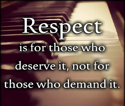 famous respect quotes