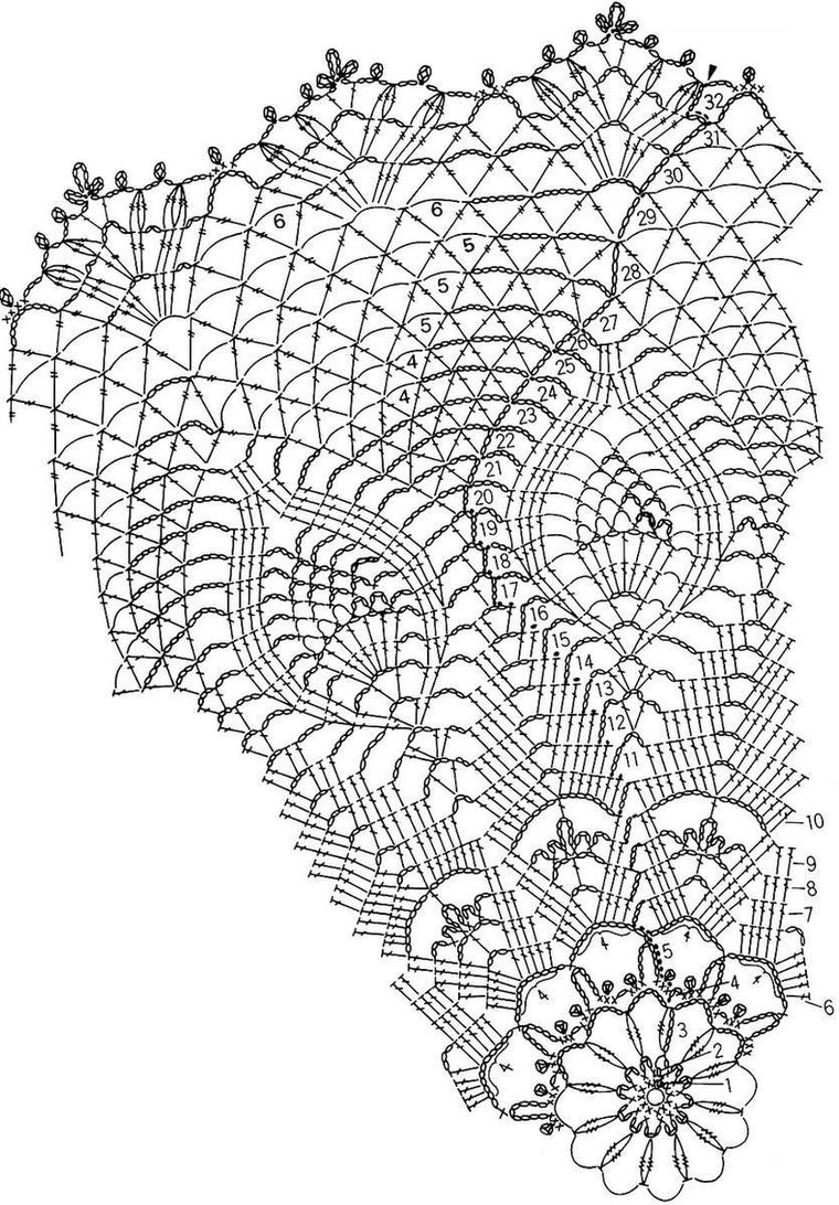 Katrinshine free crochet doily patterns i created this collection of free crochet doily patterns to decorate your home there are crochet patterns for intermediate to advanced levels bankloansurffo Image collections