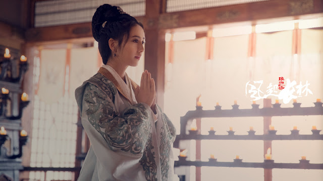 Nirvana in Fire 2 stills Tong Liya