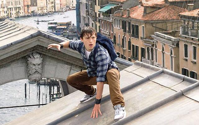 trailer de Spider-man Lejos de casa