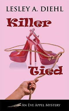 Killer Tied (Eve Appel Mystery Book 6) by Lesley A. Diehl