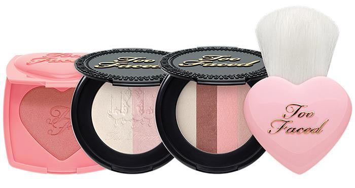 Too Faced Let It Glow Highlight and Blush Kit ($25.00) (Limited Edition)