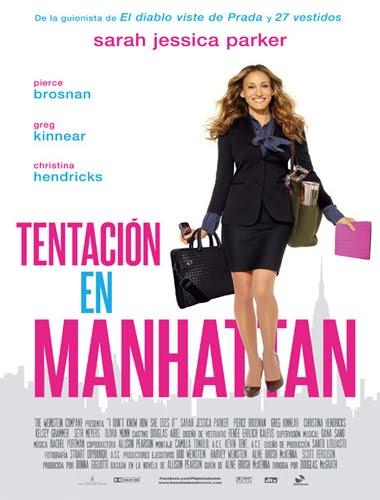 Ver Tentación en Manhattan (2011) Online