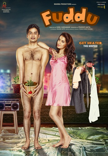 Fuddu 2016 Hindi CAMRip x264 600MB