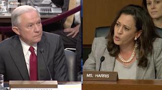 Kamala Harris maneuvers for 2018 Democrats