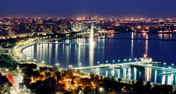 azerbaycan başkenti bakü