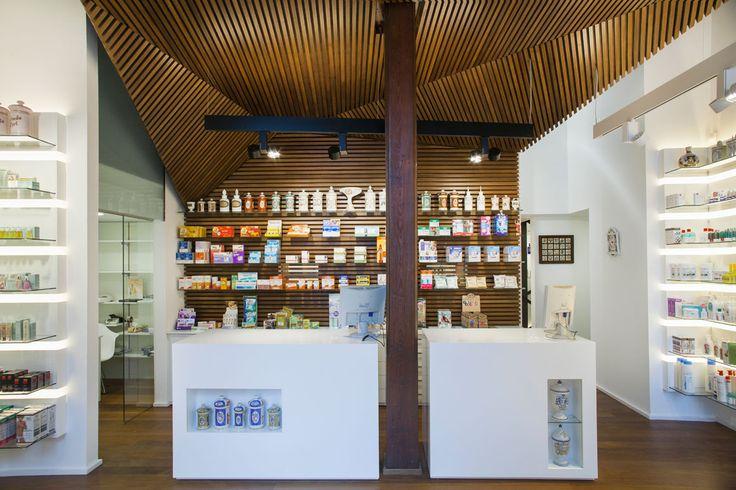 10 farmacias de dise o interiorismo que cura ministry - Decoracion farmacias ...