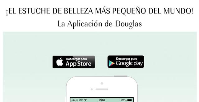 Perfumerías Douglas ahora en tu móvil