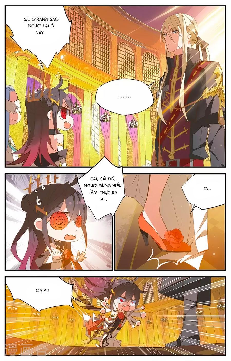 Nữ Nhân Dũng Cảm chap 61 - Trang 5