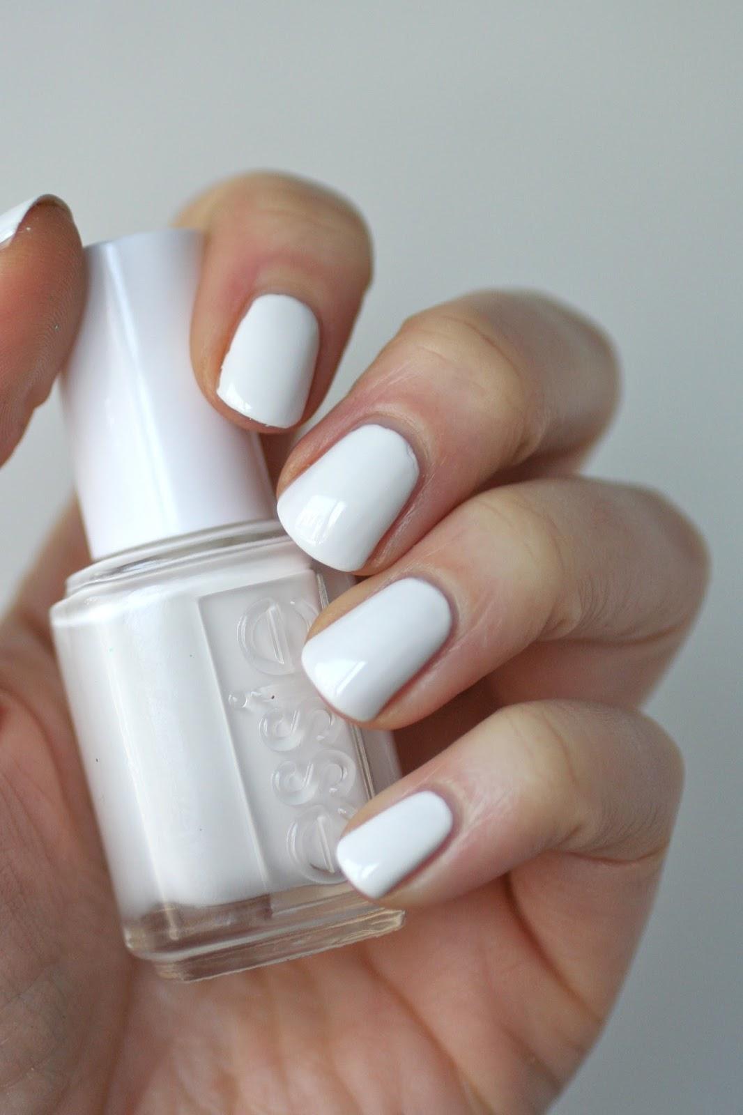 Essie Whites Comparison : Limo-Scene, Marshmallow, Tuck It In My Tux ...