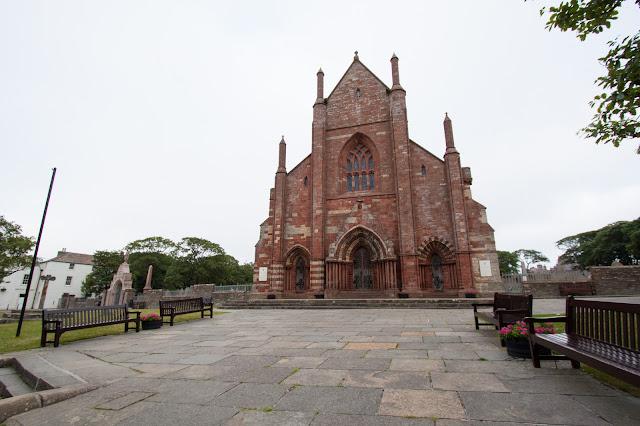 Cattedrale di St.Magnus-Kirkwall