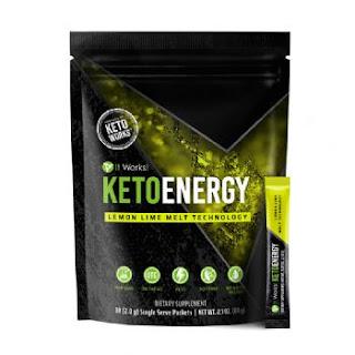 It Works Keto Energy image