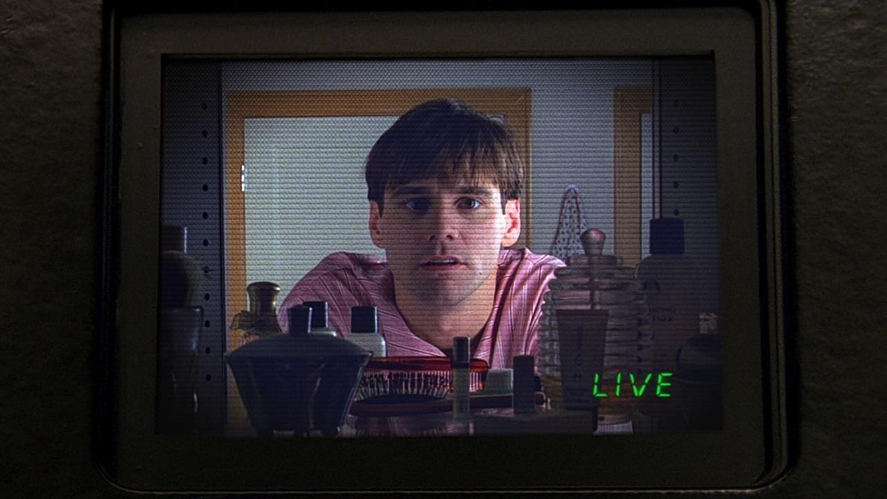 a review of the truman show a movie by peter weir Movie reviews for the truman show mrqe metric: see what the critics had to say and watch the trailer  synopsis: peter weir directed this comedy-drama, a.