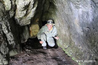 Челябинская область. Пещеры. isilgan