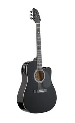 Bán Đàn Guitar Acoustic Stagg SA30D-N giá 3 triệu cho sinh viên