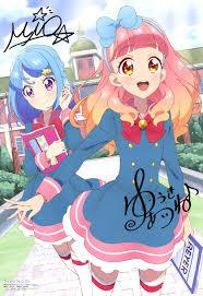anime genre idol music terbaik tentang penyanyi