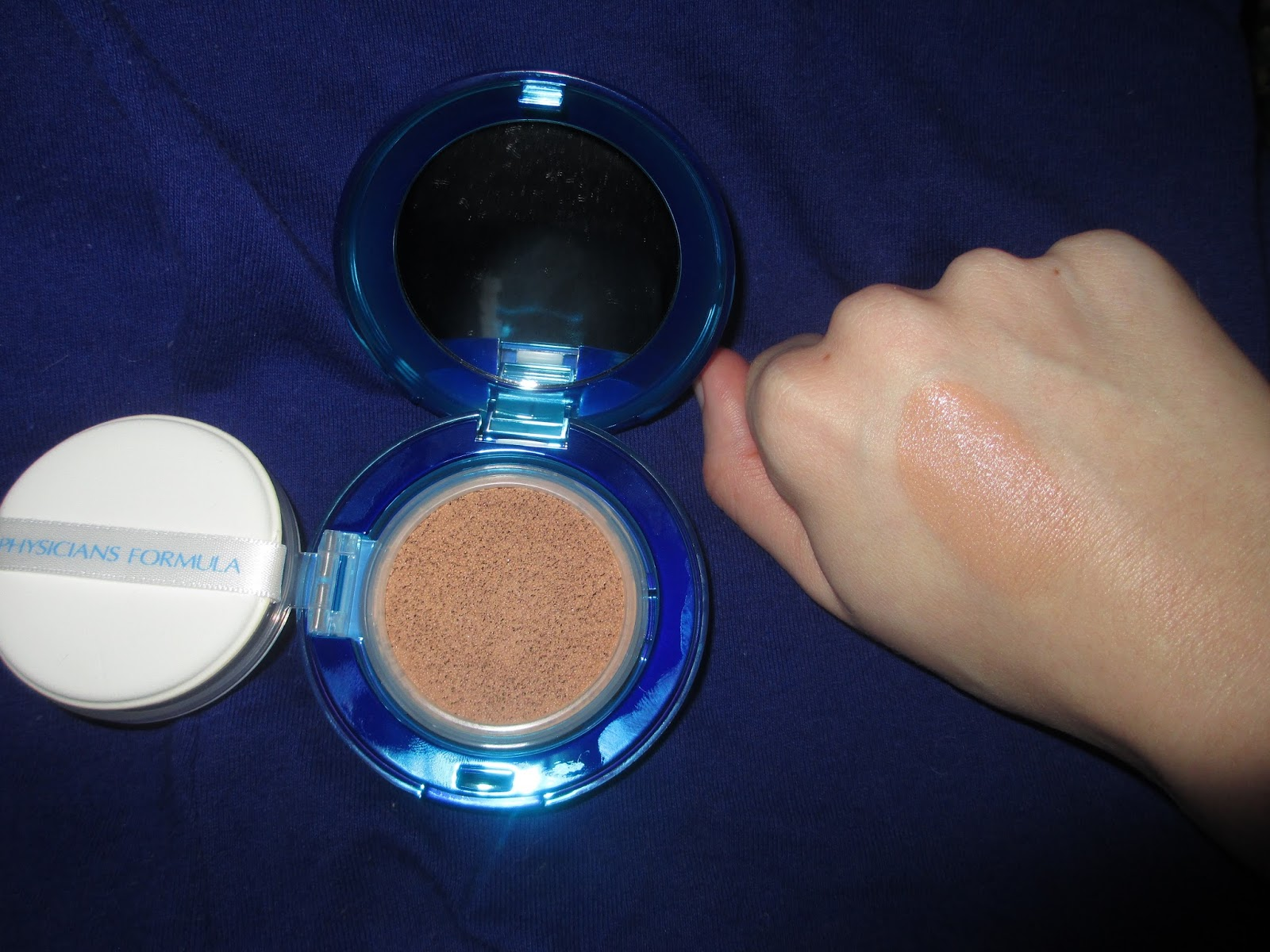 Whats Inside Your Beauty Bag Physicians Formula Mineral Wear All