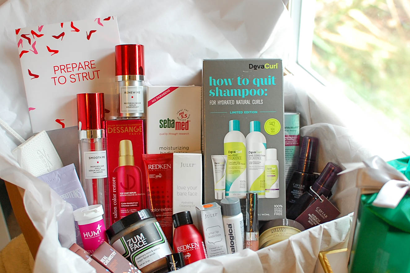 Tis The Season Beauty Giveaway Worth Over $300!