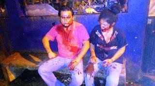 Sicarios ejecutan a dos personas en Coatzacoalcos