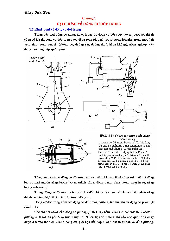 Mô hình phần tử hữu hạn cơ cấu trục khuỷu thanh truyền động cơ
