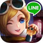 Download LINE Let's Get Rich MOD APK v2.0.0 Full Hack Original Version Terbaru 2017 Gratis