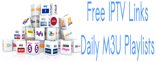 Free IPTV Daily M3U Playlists 31 October 2017 - IPTV Links