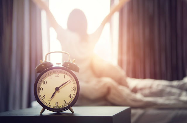 zo begin je relaxt aan je dag