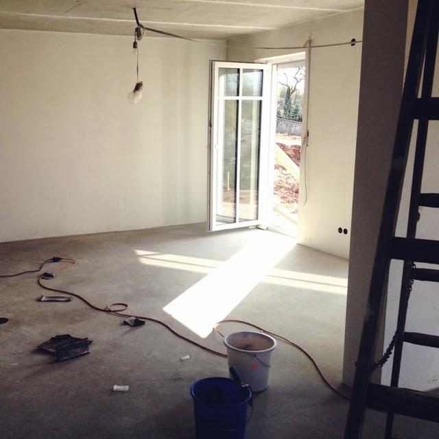 wir bauen ein haus d mmen tackern streichen fashion kitchen. Black Bedroom Furniture Sets. Home Design Ideas