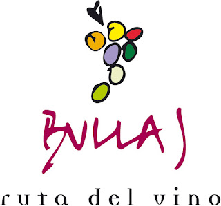 logo ruta del vino bulllas