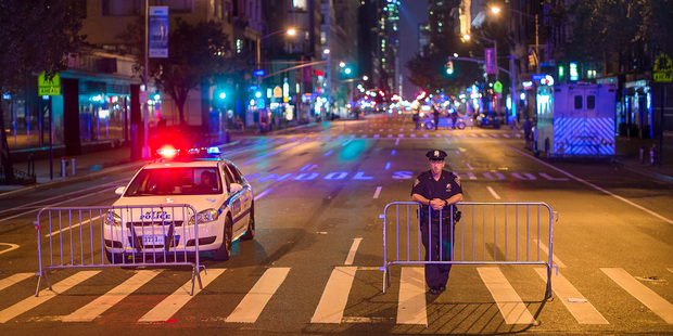United States of America on edge - Explosions in New York and New Jersey and a stabbing attack in Minnesota raise fears of terrorism