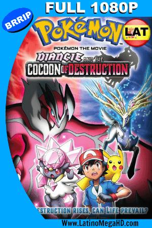 Pokemon 17: Diancie y la Crisalida de la Destrucción (2014) Latino Full HD 1080P ()