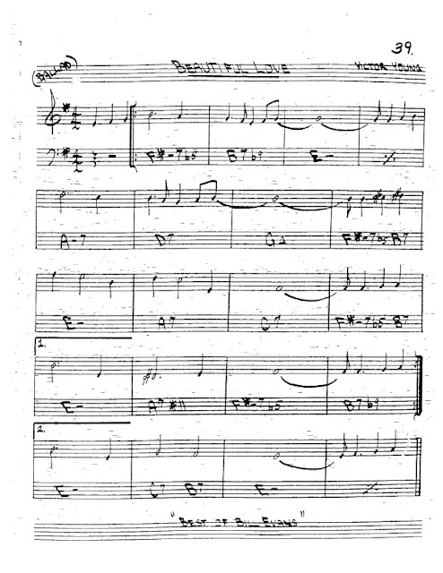 Partitura Trompeta Victor Young