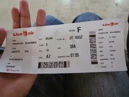 Harga Tiket Pesawat Lion Air Naik Perlahan Jelang Pesta