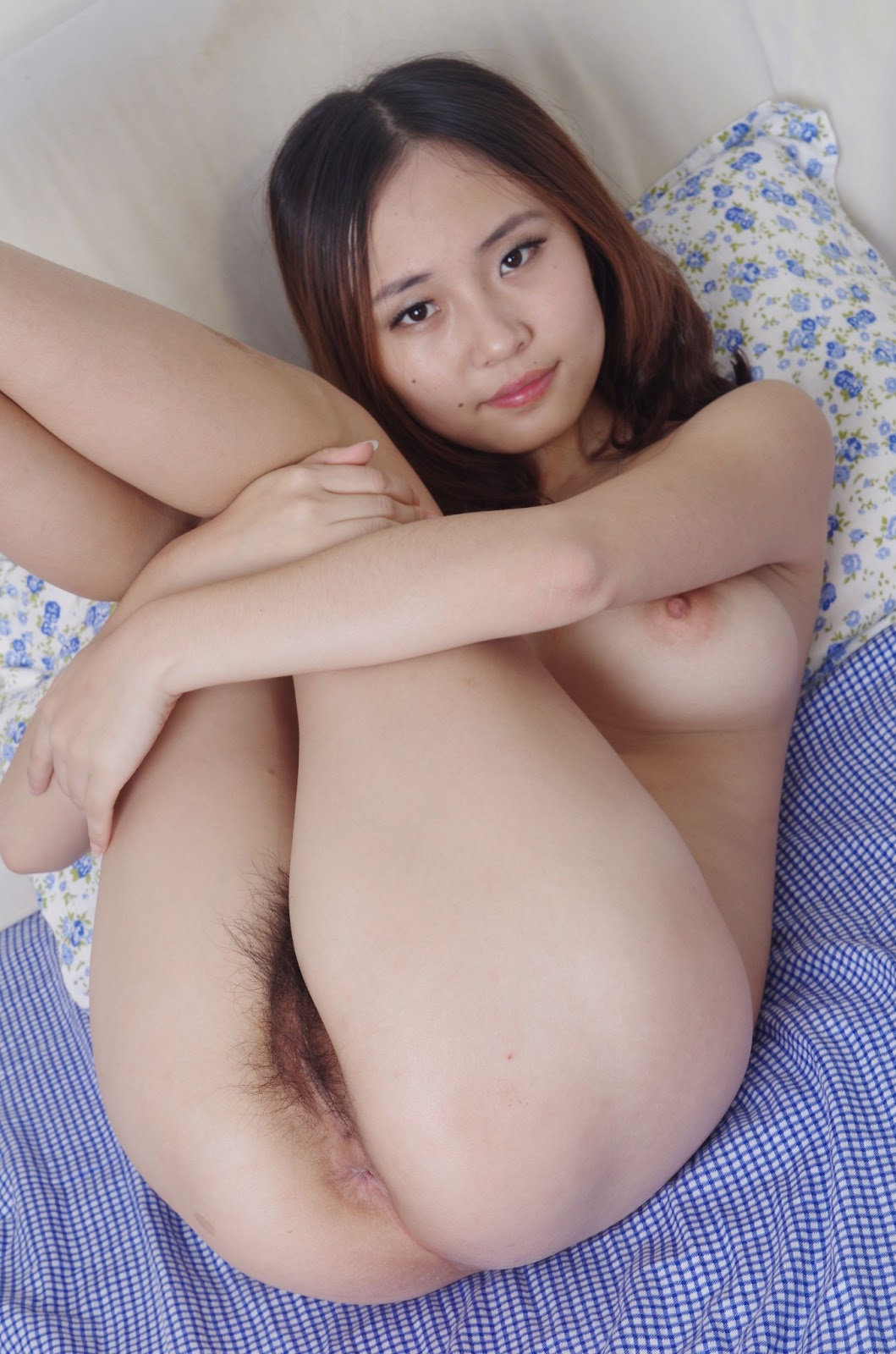 Cute chinese nude