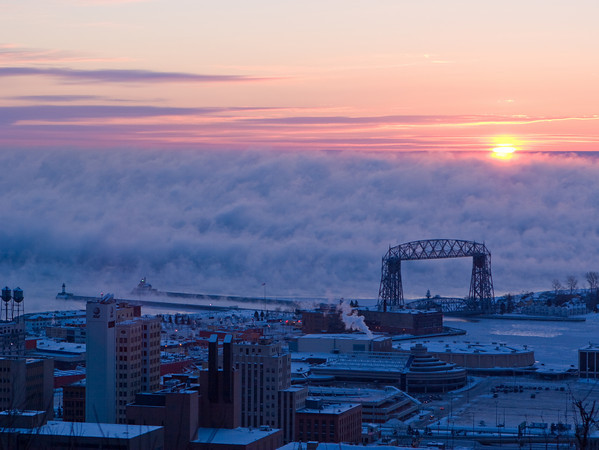 Tour the Great Lakes Region in Duluth, Minnesota