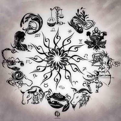 Logo Zodiak Horoskop Ramalan Bintang