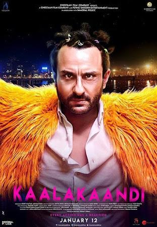 Kaalakaandi (2018) Movie Poster