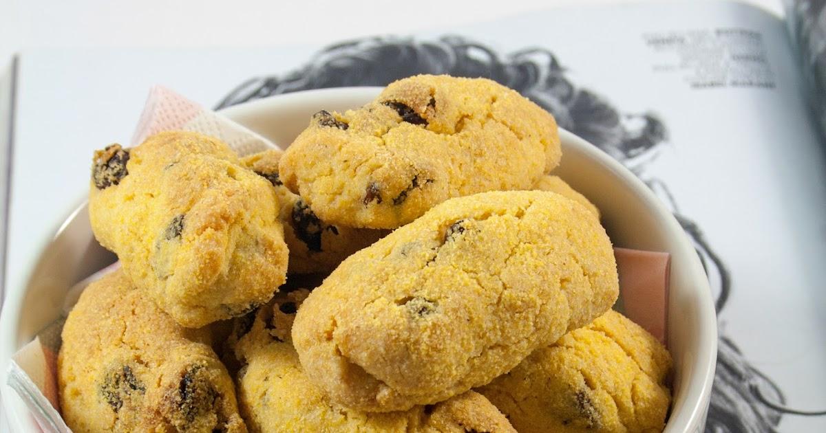 Biscotti Zaeti, ricetta tipica veneta