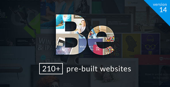 BeTheme v14 – Responsive Multi-Purpose WordPress Theme