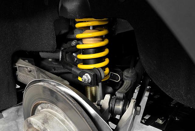 Comment faire pour abaisser la suspension d'un véhicule