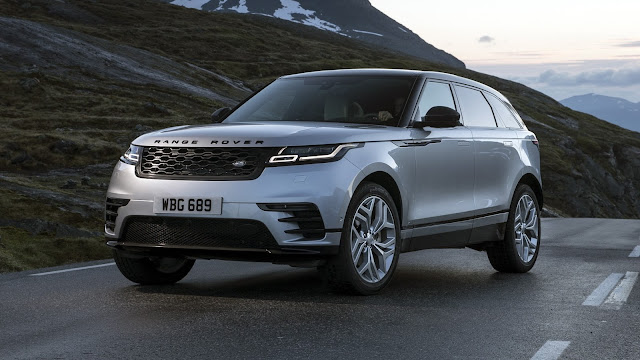 lanzamiento land rover range rover velar autoblog uruguay. Black Bedroom Furniture Sets. Home Design Ideas