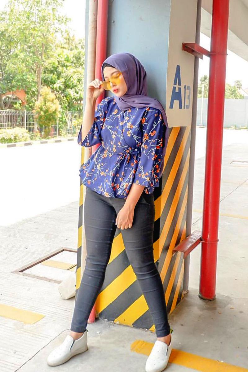 Baju Lebaran tidak bolh ektat dan seksi hijab