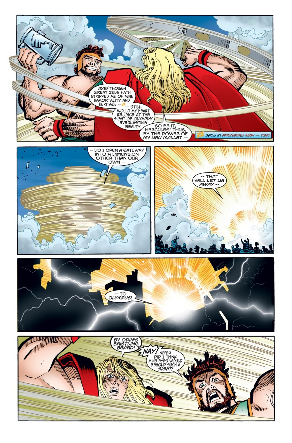 Thor (1998) Issue #6 #7 - English 20