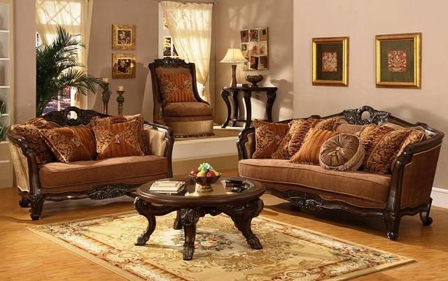 Desain Ruang Tamu Minimalis Modern Klasik