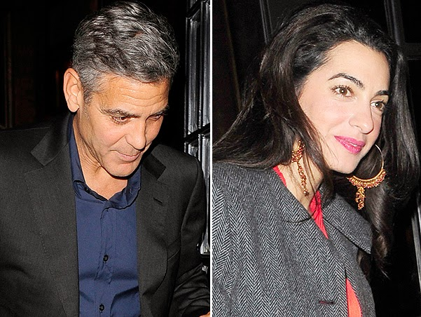 George Clooney new girlfriend - Assange's lawyer